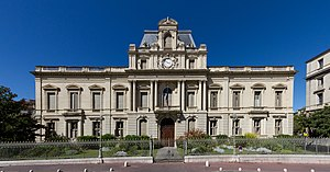 Hérault - Prefecture building of the Hérault department, in Montpellier
