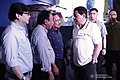 President Rodrigo Roa Duterte chats with Michael Dino, Jose Calida, and Emmanuel Piñol.jpg