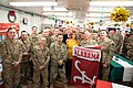 President Trump the First Lady Visit Troops in Iraq (45589817755).jpg