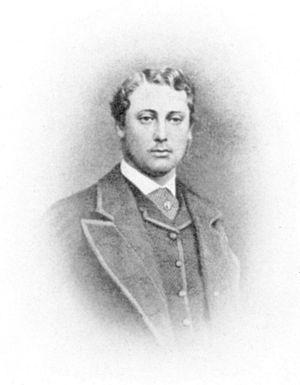 Festival Te Deum - Prince Edward, c. 1870