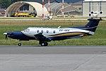 Private, OO-GEE, Pilatus PC-12 47E (42378517970).jpg