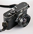 Private Collection - Leica M8 with Avenon 21mm f2.8 Limited Millennium Edition in Black (5112339807).jpg