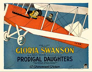 Prodigal Daughters - Lobby card