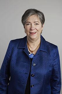 Susan Lindquist American geneticist
