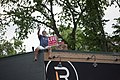 Protester for love on a roof in Minneapolis (49941888481).jpg