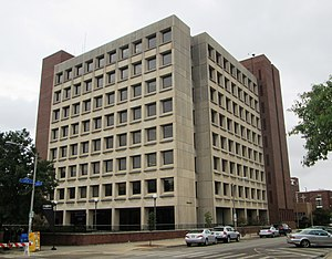 UIUC College of Liberal Arts and Sciences - The Psychology Building at the University of Illinois at Urbana-Champaign