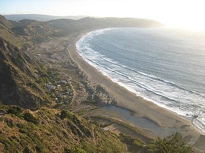 Resultado de imagen para Puertecillo, playa del litoral central de Chile