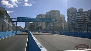 2014 Punta del Este ePrix - The 2014 Punta del Este ePrix was the first race of the Formula E history in the Americas.