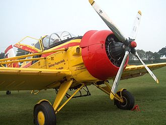 PZL-106 Kruk - PZL-106A with an additional cab in front