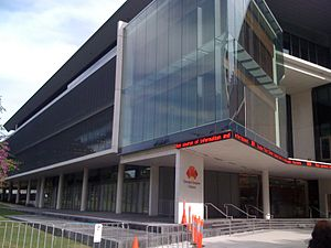 Queensland Symphony Orchestra - QSO Studios in South Bank