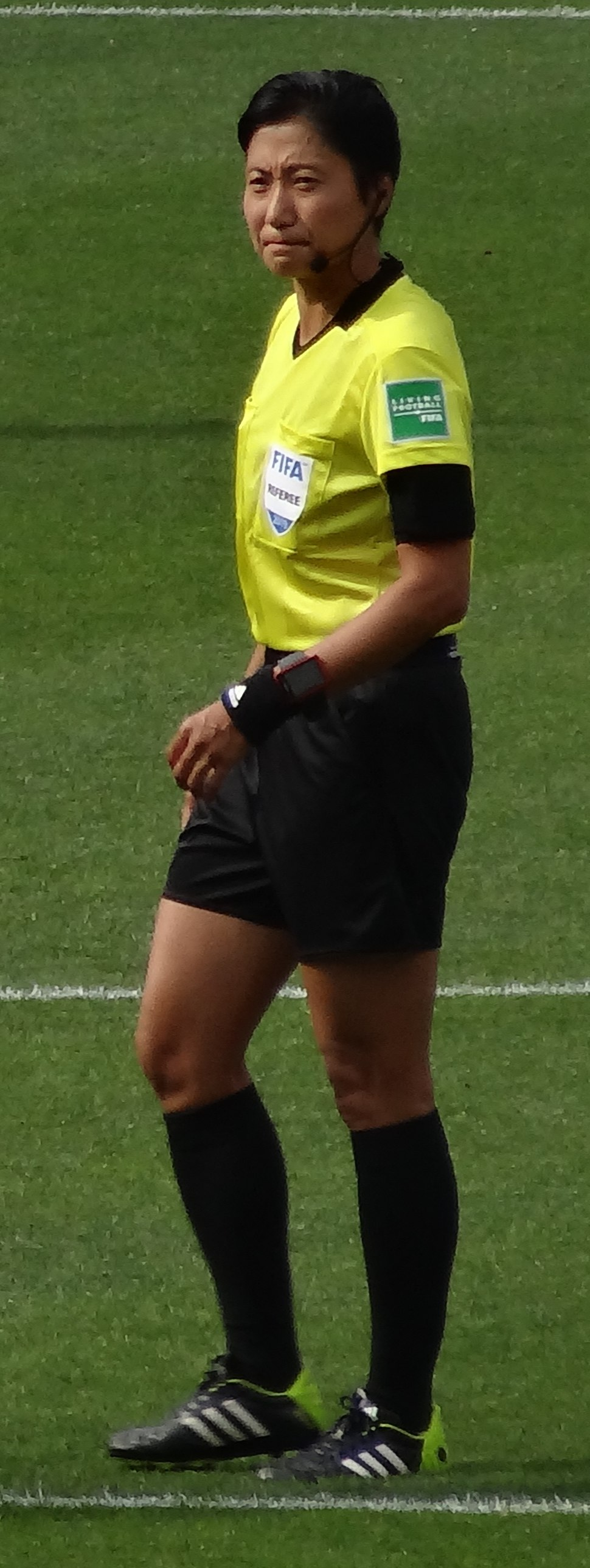 Qin Liang (Women's World Cup 2019 referee)