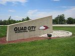 Quad City International Airport sign.jpg