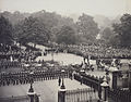 Queen Victoria in Carriage at Buckingham Palace for Diamond Jubilee 1897.jpg