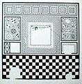 Quintanilla de la Cueza Villa romana Tejada Habitación 22 Mosaico Neptuno 004.jpg