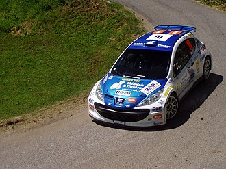 World Rally Championship-2 - Peugeot 207 S2000