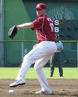 Darrell Rasner American baseball player