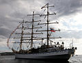 RIAN archive 948509 Presentation of the Pacific voyage of the sailing ship Nadezhda.jpg