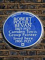 ROBERT POLHILL BEVAN 1865-1925 Camden Town Group Painter lived here 1900-1925.jpg
