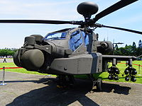 ROCA AH-64E 810 Display at ROCMA Ground Head Close up 20140531.jpg