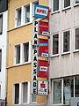 RPR1 luminous advertising sign in Koblenz, Germany.JPG