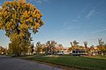 RV Camping at Red River State Recreation Area, East Grand Forks, Minnesota in Autumn (41036217362).jpg
