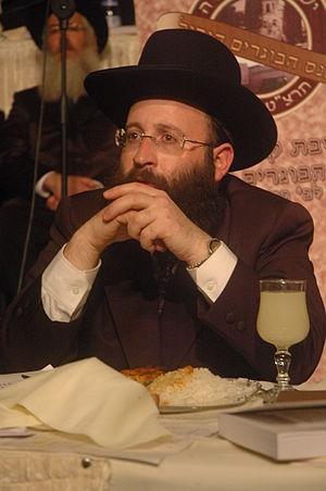 Shmuel Rabinovitch - Rabbi Samuel Rabinowitz