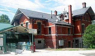 Radnor station (SEPTA Regional Rail) SEPTA Regional Rail station