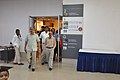 Raghvendra Returning After Visit Of Cutting-edge Technologies Gallery With NCSM And VMH Dignitaries - Science City - Kolkata 2018-07-20 2603.JPG