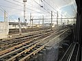 Rail tracks in the south of Bordeaux train station.jpg