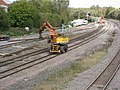 Railway upgrade - Engineering work - geograph.org.uk - 1012614.jpg
