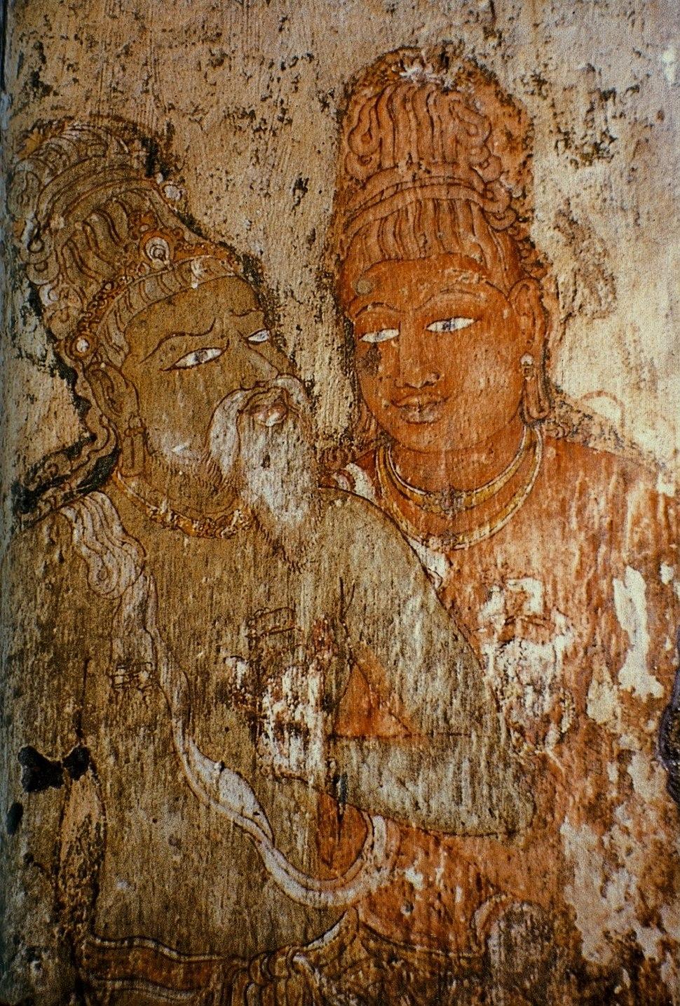 Rajaraja mural-2