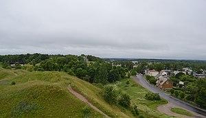 Rakvere - View from Rakvere castle