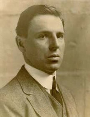 Ralph Fletcher Seymour - Photo of Ralph Fletcher Seymour (1912)