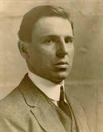 Ralph Fletcher Seymour - Photo of Ralph Fletcher Seymour (1912)