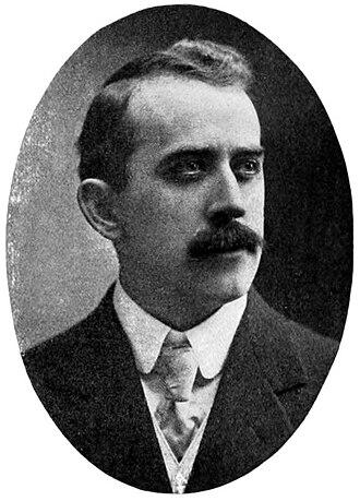 Ralph Vary Chamberlin -  Chamberlin circa 1908