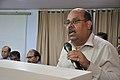 Rama Sarma Dhulipati Speaks - Ganga Singh Rautela Retirement Function - NCSM - Kolkata 2016-02-29 1430.JPG