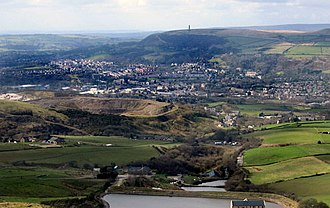 Ramsbottom - Ramsbottom lies amongst the South Pennines