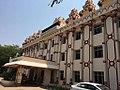 Rashtriya sanskrit Vidyapeetha -Administrative Building side 1.jpg