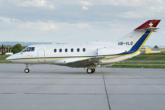 Hawker 800 - Raytheon Hawker 800