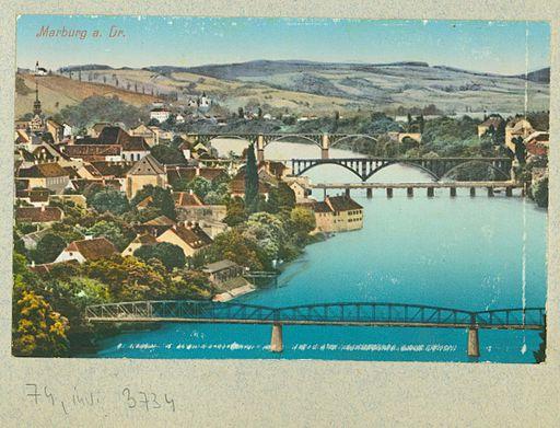 Razglednice Maribora, ki jih je leta 1903 uredil dr. Amand Rak (507)