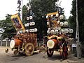 Rear end of Ishidori matsuri's float.jpg