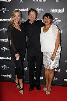 Description de l'image Rebecca Gibney, Pj Hogan, Deborah Mailman (7999303614).jpg.