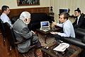 Recebe em audiência o Vice-Presidente Executivo Mundial do Facebook, Sr. Javier Olivan. (20323390181).jpg