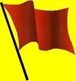 Red Flag waving yellow background.png