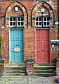 Red door, blue door (5596380034).jpg