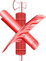 Red fasces-scroll-quill.png