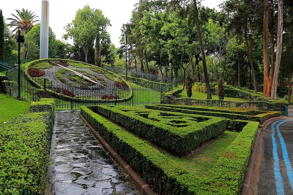 Parque hundido wikipedia - La casa del parque ...