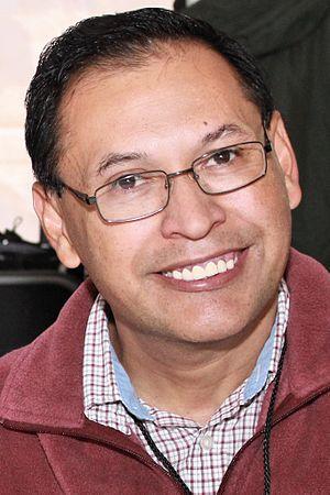 René Colato Laínez - Colato Laínez at the 2016 Texas Book Festival.