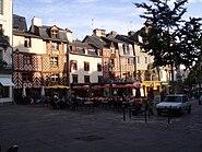 Rennes Place Rallier du Baty