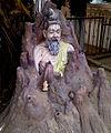 Replica of sage Valmiki at Dwaraka Tirumala, Andhra Pradesh.jpg